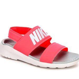 NWOT Nike Tanjun Double Strap Sandals Sz 9